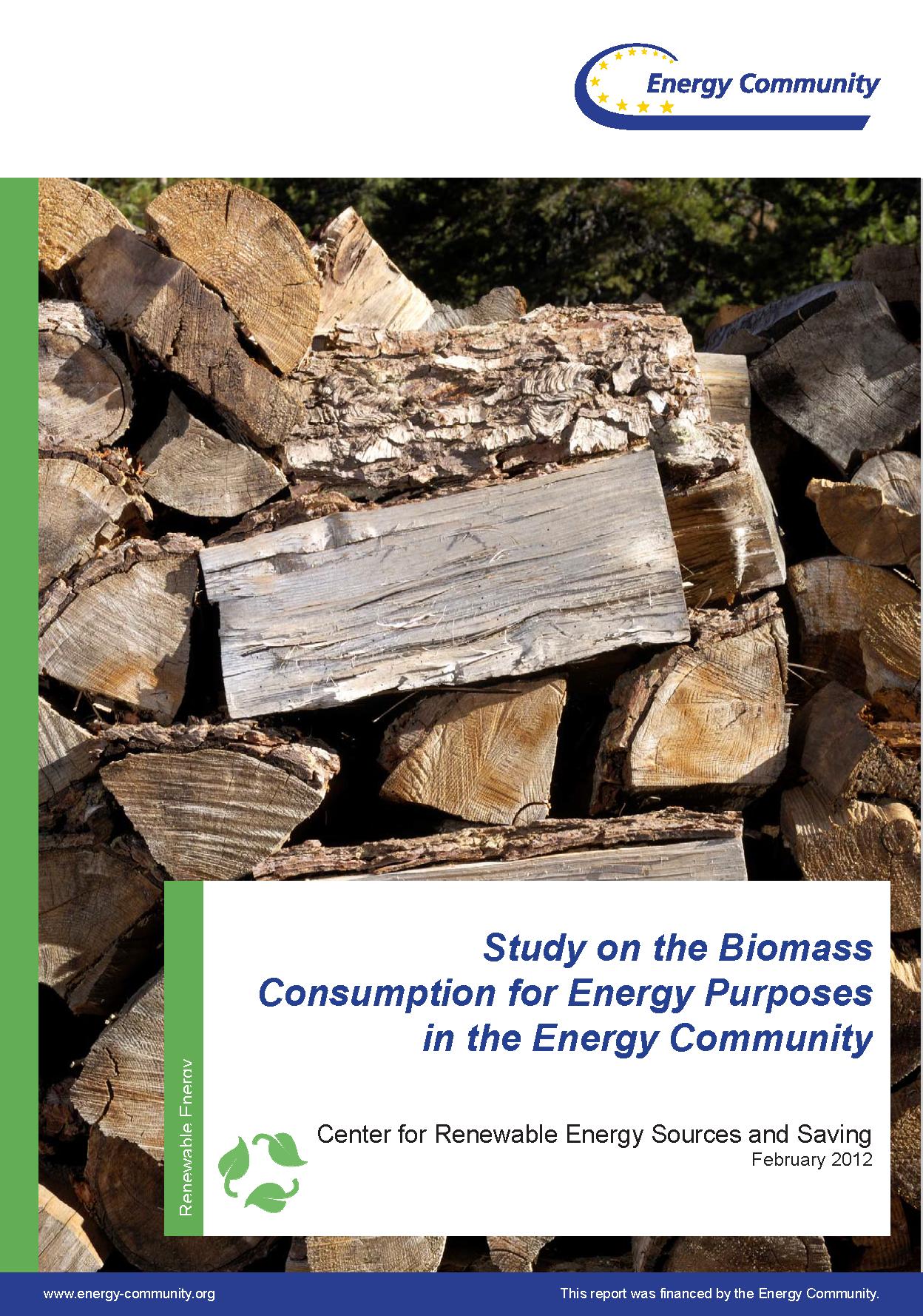 Energy Community Homepage